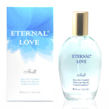 ETERNAL LOVE Perfume Blue 50ml