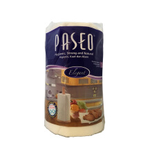 PASEO Elegant Towel Roll White Tip to Tip 1 Rolls 70's