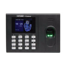 Secure Mesin Absensi Fingerprint S-IP Color - Black