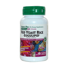 NATURE'S PLUS Red Yeast Rice/Gugulipid 60pcs