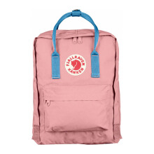 FJALLRAVEN Kanken F23510 - Pink/Air Blue