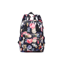 VOITTO Backpack DD3 Floral - Navy Blue