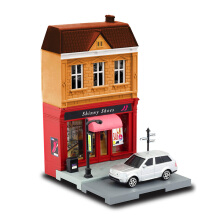 RMZ CITY 1:64 Diorama Set - Shoes Shop