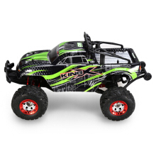 Channel High Speed Crossing Car Off Road Racer (Green)