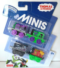 THOMAS & FRIENDS DC Super Friends Minis Pack 2 DMM95 - DWG54