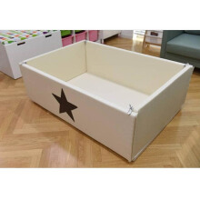 GGUMBI Lucky Star Bumper Bed