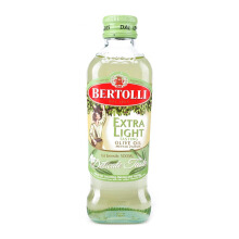 BERTOLLI Extra Light Olive Oil 500ml