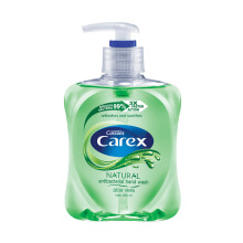 CAREX Hand Wash Aloe Vera Bottle 250 ml