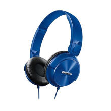 PHIILIPS Headphone SHL 3060- biru
