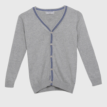 CONTEMPO BOY Cardigan - Grey