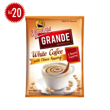 Kapal Api Grande White Coffee Topping Bag 20g x 20pcs