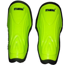 Stamina Sports - Shinpad Lime Green Light Green One Size