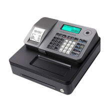 Casio Electronic Cash Register SE-S100 - Black