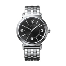 Moment watch Guy laroche G2005-05 jam tangan pria - stainlles steel  - silver Grey