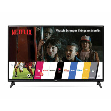 [DISC] LG LED TV 43LJ550T 43 Inch Smart TV - Hitam