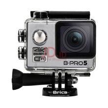 BRICA Action Cam Alpha Edition Mark 2 4Ks - SILVER