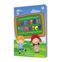 English Phonics ( For Kids And Young Learner) + Cd - Diana Christianti, Astrid Robertha, Brenda Pricilia - 571650021