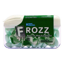FROZZ Permen Rasa Ice Mint Eucalyptus 15g