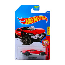 HOT WHEELS Project Speeder 6/10