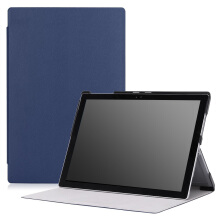 MoKo Microsoft Surface Pro 4 Case - Ultra Slim Lightweight Stand Cover Case for Microsoft Surface Pro 4 - Indigo
