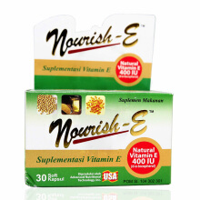 NOURISH-E 400 IU Box (30 Tablets)