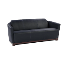 Ivaro - Sofa Yars - Black Black big