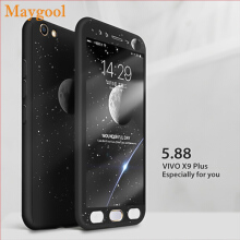 Maygool 360 Degree PC Phone Cases For VIVO X9