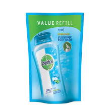 DETTOL Body Wash Cool Pouch 250ml