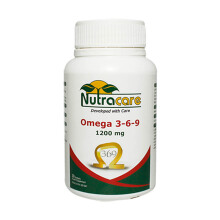 NUTRACARE Omega 3-6-9 Extra Strength 30 caps