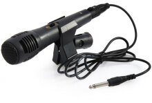 Uni-directional Wired Dynamic Microphone