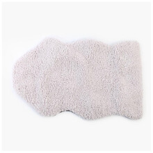 GLERRY HOME DÉCOR Fish Iceberg Fur Rug - 60x90Cm