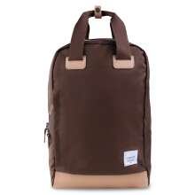 Exsport Serena Laptop Backpack - Brown Brown