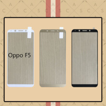 CASA Tempered Glass Warna / Color for Oppo F5 [Full Cover] -