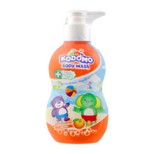KODOMO Shower Gel Botol 200ml - Jeruk