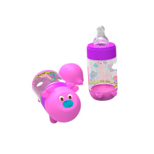 BABY SAFE Feeding Bottle Animal Series Reguler 125ml