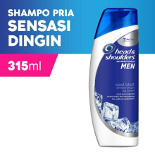 HEAD & SHOULDERS Shampoo Cool Blast 315 ml
