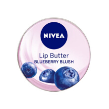 NIVEA Lip Butter Blueberry 16.7g