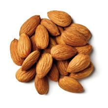 [free ongkir]Natural Whole Almond ( Kacang Almond Natural ) 100 Gr