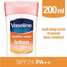 VASELINE Healthy White SPF 24 Lotion 200ml