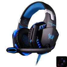 EACH G2002 Gaming Headset with Hidden Mic for Computers Game