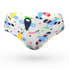 FlyKids Brief Motif Plane FK 3134 1 PACK ISI 3