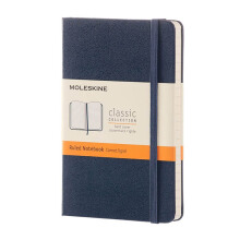 Moleskine Ruled -  Hard - Pocket - MM710B20