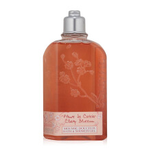 L'OCCITANE Cherry Blossom Bath & Shower Gel - 250ml