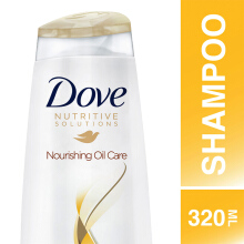 DOVE Shampoo Nourishing Oil Care 320ml