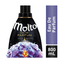 MOLTO EDP Black Purple Bottle 800ml