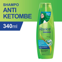 REJOICE Shampoo 3 in 1 340ml