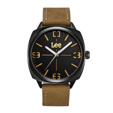 LEE Watch Metropolitan Gents M75 Brown 42MM [M75BBL5-19]