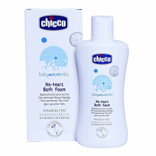 CHICCO No Tears Bathfoam 200ml