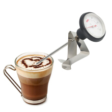 Stainless Steel Kitchen Espresso Coffee Milk Frothing Thermometer Craft