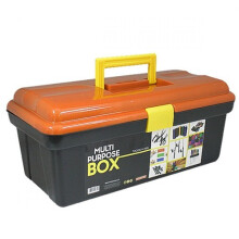 KENMASTER Tool Box B385 - Orange